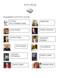 Author Study of Multiple Authors