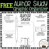 Author's Study Graphic Organizer FREEBIE