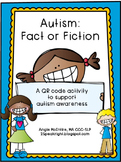 Autism Awareness QR Code Activity