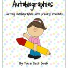 Autobiography Writing Unit - Nonfiction Writing with Prima