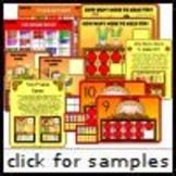 Autumn Ten Frame Activity Pack (K.CC.1, K.CC.4, K.CC.5, K.CC.6)