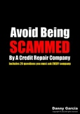 Avoid Being Scammed By Credit Repair Companies