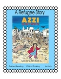 Azzi in Between - A Refugee Story