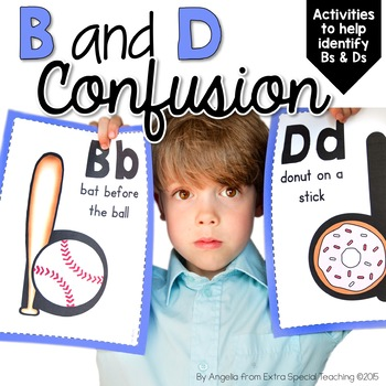 B and D Confusion Activities