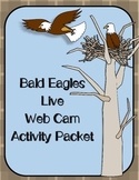 BALD EAGLES Live Web Cam Activity Packet {70 pages}
