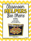BEE Theme Classroom Helpers