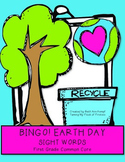 BINGO Earth Day! First Grade Sight Words (Common Core Standards)