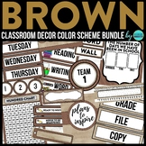 BLACK CHEVRON Classroom Color Scheme / Theme EDITABLE (33
