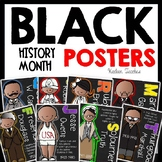 BLACK HISTORY MONTH POSTER GALLERY SET 1