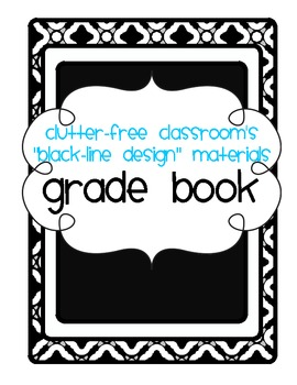 BLACKLINE DESIGN- GRADEBOOK REGISTRAR