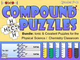 BUNDLE: Naming Compounds and Writing Chemical Formulas (Co