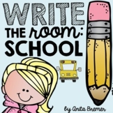 Back To School Write The Room Pack