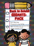 Back to School Pack!