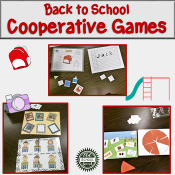 Back to School 3 Games in 1