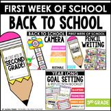 Terrific Third Grade Fun-  Fun for the First Week of School
