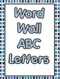 Back to School Alphabet 4-Pack
