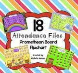 Back to School Attendance Promethean Board 18  Interactive