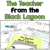 Book Study: The Teacher from the Black Lagoon