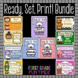 Ready, Set, Print Bundle
