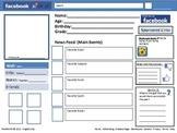 Back to School FaceBook Wall-First Day Fun-Hallway Display