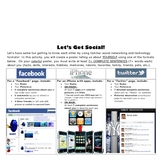 Back to School Facebook, iPhone, Twitter Poster - Student