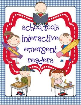Back to School: Interactive Emergent Readers