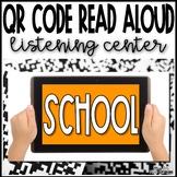 Stories about School Read Aloud QR Codes - FREEBIE!