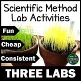 Scientific Method Lab Activities for Back to School