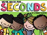 Beginning of the Year Activities (2nd Grade)!