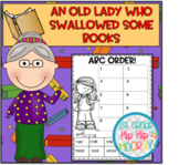 Back to School with The Old Lady Who Swallowed Some Books!