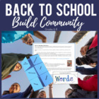 Back to School~Middle School: Interactive Notebook, Games