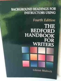 Background Readings for Instructor's Using The Bedford Han