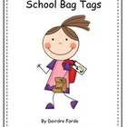 Bag Tags:  How We Go Home