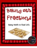 Baking with Fractions - Using Fractions in Real Life