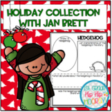 Balanced Literacy and Craft with Jan Brett Holiday Stories