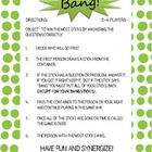 Bang!  A Multiplication Game