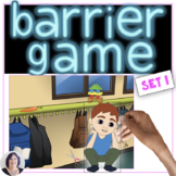 Barrier Games for Language Development 1 speech therapy re
