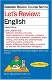 Barron's Let's Review English - NEW - Never Opened!