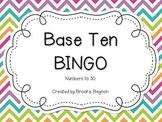 Base Ten BINGO!