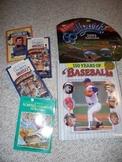 Baseball Unit Multimedia Set #2