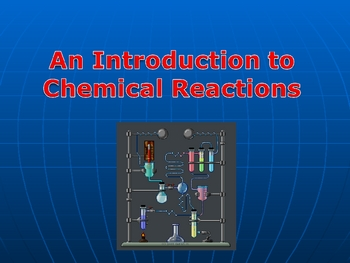 Basic Chemistry/Physical Science: Chemical Reactions