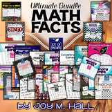 Basic Math Facts Ultimate Toolbox BUNDLE - On CD! (Hard Good)