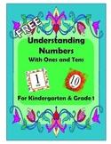 Basic Math: Understanding Numbers for Kindergarten & Grade 1