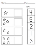 Basic Math Worksheets (Special Education)