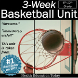 Basketball Unit: 4 Weeks of P.E. Lessons From the #1 P.E.