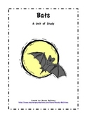 Bat Unit of Study