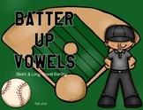 Batter Up Short & Long Vowel Words