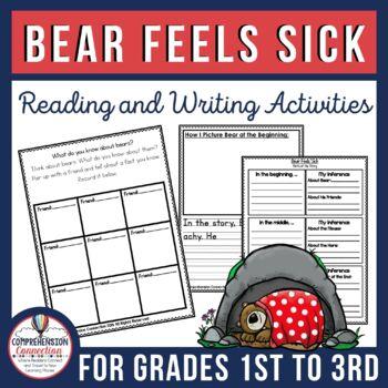 Bear Feels Sick by Karma Wilson Unit Activities