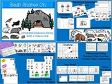 Bear Snores On:  Integrated Literacy, Math & Science Unit