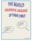 Beatles Lyrics Figurative Language